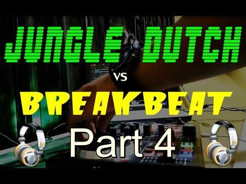 # 23 JUNGLE DUTCH 2018 VS THAILAND BREAKBEAT PART 4 // BELAJAR DJ // NUMARK PARTY MIX