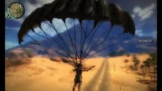 Just Cause 2 Stunt Compilation