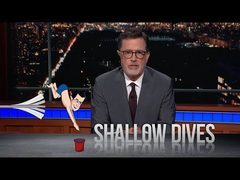 Late Show Presents 'Shallow Dives'