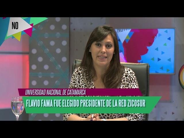NOTI U - Noticiero de la Red Nacional Audiovisual Universitaria - Programa 12 - Bloque 02 (Año 2020)