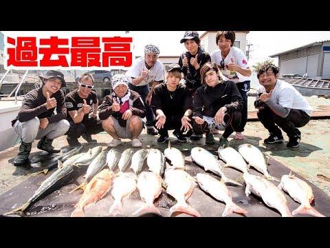大爆釣「釣りの聖地」はすごかった‼#3