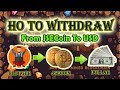 How To Withdraw JSE Coin To IDR / USD Dollar - JSECoin Mining Platform