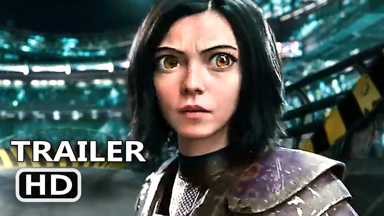 Alita Trailer