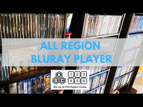 How To Play Bluray's From All Regions! Now You Can Collect Movies From Everywhere.