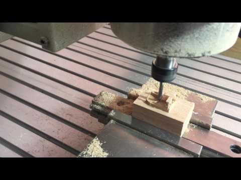 Making of a Wood Cap For FX Impact
