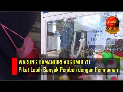 WARUNG DAMANDIRI ARGOMULYO TAMBAH WAHANA PERMAINAN