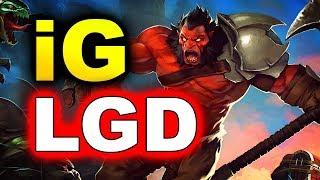 PSG.LGD vs iG - CHINA PROFESSIONAL LEAGUE DOTA 2
