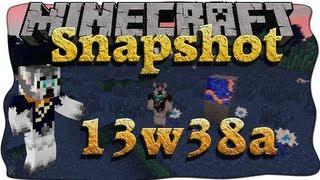 Minecraft 1.7 Snapshot 13w38a [Deutsch/German] - Shader in Vanilla !!