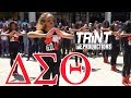 Delta Sigma Theta Sorority, Inc. | Alpha Tau Chapter | Yard Show (Spring 2018)