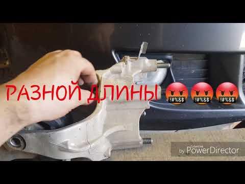 Снятие и ремонт рулевой рейки Хонда Аккорд 8