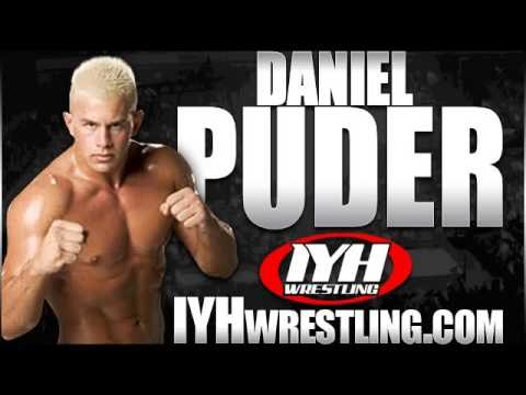 Daniel Puder In Your Head Wrestling Shoot Interview
