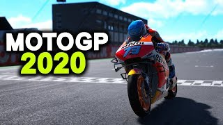 MotoGP 2020 | MOTOGP 2020 GAME MOD IS HERE! - MotoGP 2020 Gameplay Alex Marquez Honda
