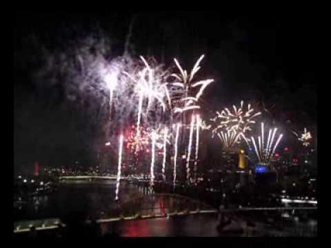 Riverfire Brisbane 2009