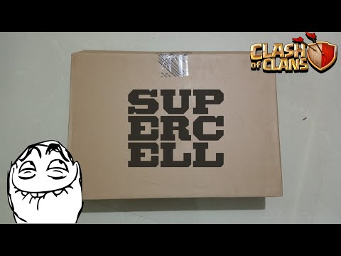 SUPERCELL SENT ME A SURPRISE GIFT