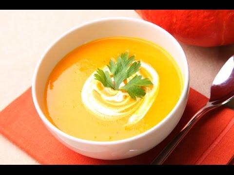 Как приготовить Как приготовить крем-суп из тыквы и карамелизированную морковку? Простой рецепт