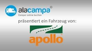 Apollo Adventure Camper  - präsentiert von alacampa®