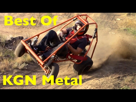 Ultimate Homemade Go-Kart Compilation (Best Of KGN Metal)