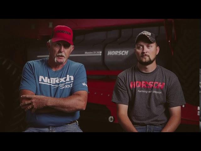 HORSCH Customer Testimonial: Brad & Brooks Breymeyer Joker RX