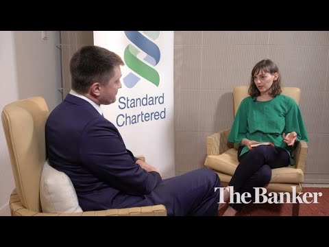 Henrik Raber, global head of capital markets,  Standard Chartered - View from the IMF 2018