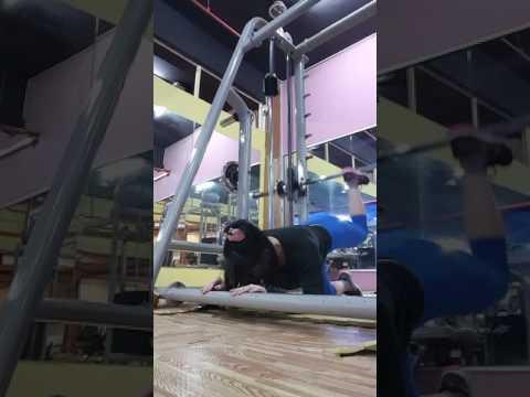 Sexy Fitness: Lower Body Hips,Thighs(7) -Senaman Melangsingkan/Mengecilkan Paha, Punggung, Pantat(7)