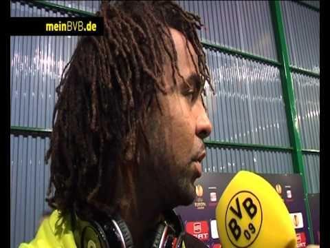 Lwiw - BVB: Freies Interview mit Patrick Owomoyela