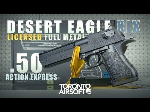 Cybergun WE Desert Eagle Review - TorontoAirsoft.com