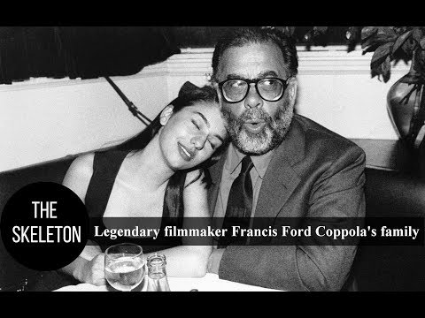 Legendary Filmmaker Francis Ford Coppola's Family