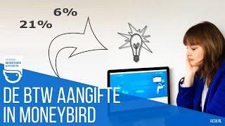 De btw-aangifte in Moneybird | video tutorial