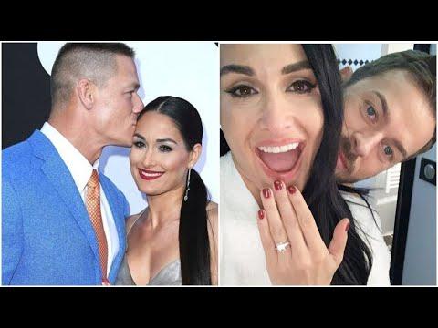 WWE 04th January 2020 John Cena Reacts On Nikki Bella Engaged To Artem Chigvintsev