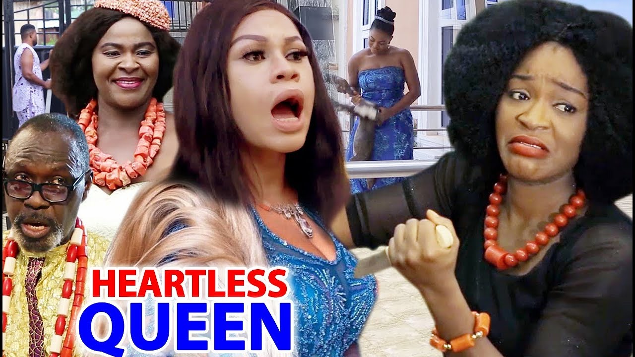 Download Heartless Queen Complete Season 1&2 - Chacha Eke 2020 Latest Nigerian Movie