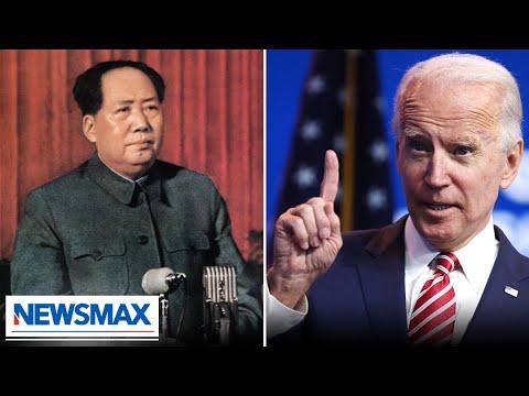 Biden's America is turning into Mao's China