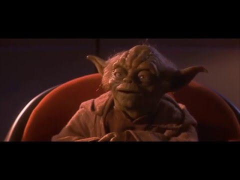 Best Master Yoda Quotes | Star Wars I-VI (no subtitles)