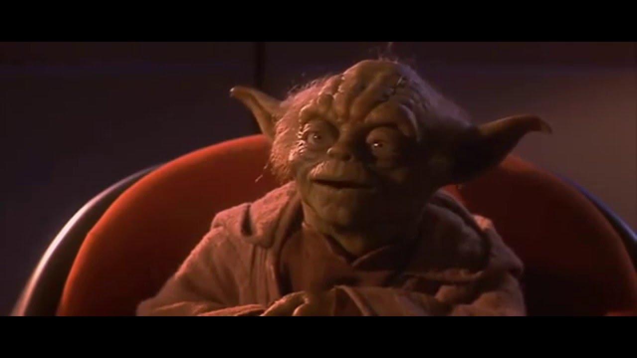 Best Master Yoda Quotes Star Wars I Vi No Subtitles Youtube