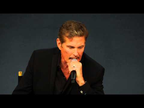 David Hasselhoff Interview about the Zombie Apocalypse