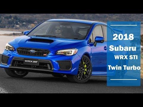 2018 Subaru Wrx Sti Twin Turbo Review