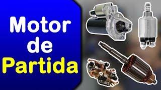Motor de Partida em Câmera Lenta e Como Funciona