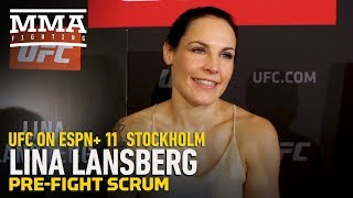 Lina Lansberg Expects 'War' With Tonya Evinger in Stockholm