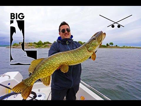 Schwedische Omis - Big L in Big Sweden - Part 4 - Gummifisch und Big Baits angeln auf Hechte