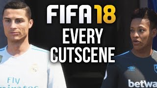 FIFA 18 The Journey Movie - Every Cutscene (Early Access) Chapter 1 & 2
