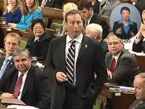 Andrew Scheer's first Question Period as Speaker of the House of Commons - June 6, 2011