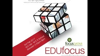 EDUfocus Conference 2017 :::: Make the Shift to Empower::::