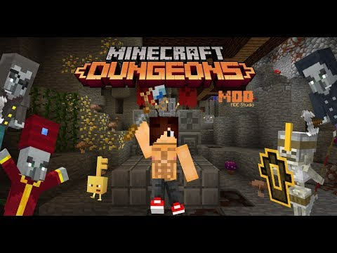 Minecraft Dungeons Mod Update September