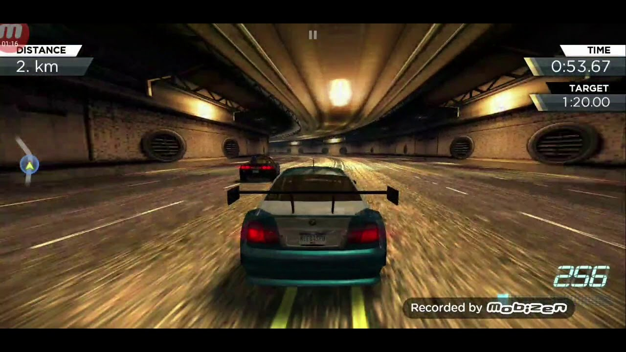 BMW m3 gtr | Need For Speed Most Wanted | mobile game