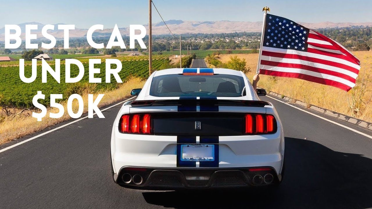 The BEST NEW CAR Under $50k! Shelby GT350 Review!   YouTube