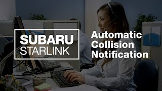 Updated: SUBARU STARLINK Safety and Security | Automatic Collision Notification thumbnail