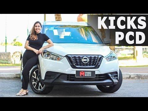 Nissan Kicks PCD 2020   Um dos SUVs mais vendidos com isenção