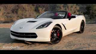 2014 Chevrolet Corvette Stingray Convertible Review