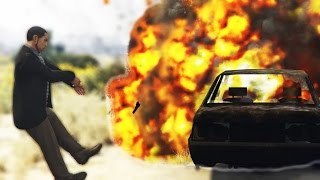 GTA 5 FAILS & RANDOM MOMENTS: #18 (GTA 5 Funny Moments Compilation PC)
