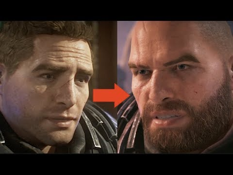 The Reason Behind JD's Drastic Transformation - Gears 5