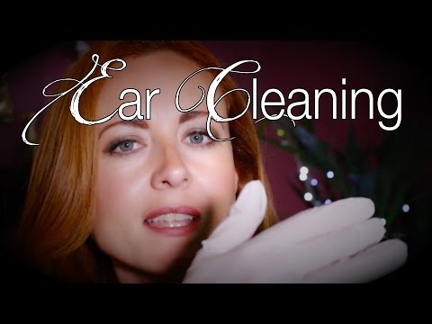 ASMR Ear Cleaning & Massage | Binaural Personal Attention